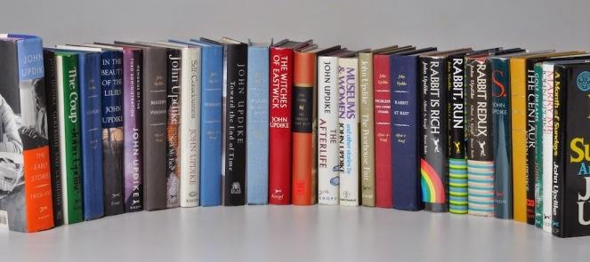 Updike books.jpg